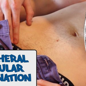 Peripheral Vascular Examination - OSCE Guide (New Version)